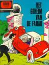 Comic Books - Dees Dubbel en Cesar - Het geheim van de farao