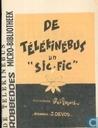 """Bandes dessinées - Robbedoes (tijdschrift) - De télékinébus un """"sic-fic"""""""
