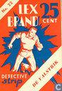 Bandes dessinées - Lex Brand - De valstrik