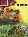 Strips - Filip Hechtel - De rebellen