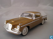 Model cars - Yat Ming - Studebaker Golden Hawk