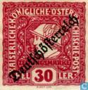 """Briefmarken - Österreich [AUT] - Print """"English Österreich"""