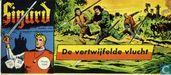 Comics - Sigurd - De vertwijfelde vlucht