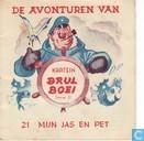 Comic Books - Kapitein Brul Boei - Mijn jas en pet