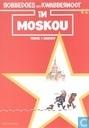 Robbedoes en Kwabbernoot in Moskou