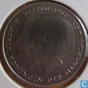 "Coins - the Netherlands - Netherlands 1 gulden 1980 ""Investiture of New Queen"""