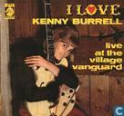 Platen en CD's - Burrell, Kenny - Kenny Burrell Live at the Village Vanguard