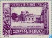 Ibero-Amerikaanse tentoonstelling Sevilla