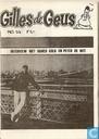 Bandes dessinées - Gilles de Geus Fanclubmagazine (tijdschrift) - Gilles de Geus 14