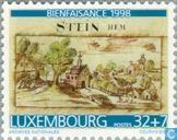Timbres-poste - Luxembourg - Dessins