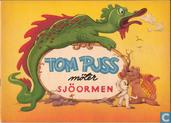 Comics - Bommel und Tom Pfiffig - Tom Puss möter sjöormen