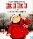 Comic Books - Kiki [Simmonds] - De vliegende baby's