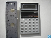 Rekeninstrumenten - Casio - Mini Card Electronic Calculator