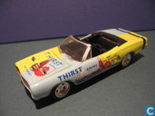 Model cars - Johnny Lightning - Dodge Coronet R/T Convertible 'Coca Cola'