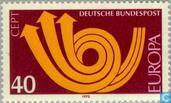 Timbres-poste - Allemagne, République fédérale [DEU] - Europe – Cor postal