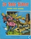 Comic Books - Red Knight, The [Vandersteen] - Storm over Damme