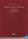 Comic Books - Mick Mac Adam - De veerman van de dood