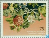 Postage Stamps - Madeira - Handicraft