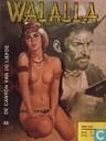 Comics - Walalla - De canyon van de liefde