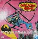 Batman's Flying Batcopter