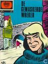 Comics - Clément Ader - De gemaskerde wreker