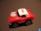 Voitures miniatures - Onbekend - Porsche Coca-Cola