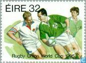 Postage Stamps - Ireland - Rugby World Cup