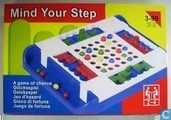 Board games - Valkuil - Mind Your Step (Valkuil)