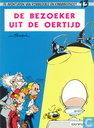 Comics - Spirou und Fantasio - De bezoeker uit de oertijd