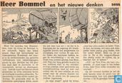 Strips - Bommel en Tom Poes - Heer Bommel en het nieuwe denken