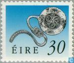 Postage Stamps - Ireland - Irish art treasures