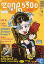 Bandes dessinées - Zone 5300 (tijdschrift) - 1999 nummer 4