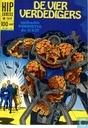 Comic Books - Fantastic  Four - Zijn opdracht : Vernietig de Vier Verdedigers !!