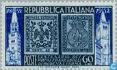 Stamp Anniversary Modena and Parma