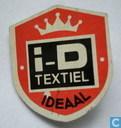 i-D textiel ideaal