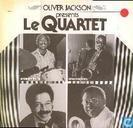 Disques vinyl et CD - Jackson, Oliver - Oliver Jackson presents le Quartet