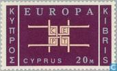 Postage Stamps - Cyprus [CYP] - Europe – C.E.P.T.