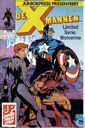 Strips - Captain America - X-Mannen 108 - Classic Cover
