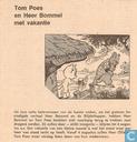 Bandes dessinées - Tom Pouce - Tom Poes en Heer Bommel met vakantie