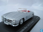 Model cars - Minichamps - Mercedes-Benz 300 SL Roadster
