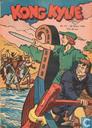 Comic Books - Kong Kylie (tijdschrift) (Deens) - 1955 nummer 12