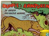 Bandes dessinées - Duppie's avonturen - De koeken van Haasje Hummel
