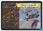 Cartes à collectionner - Harry Potter 5) Chamber of Secrets - Flying to Hogwarts