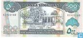 Somaliland 500 Shillings 2006