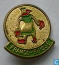 Franco-Suisse (boerin) [goud+rood+groen]