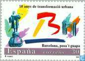 Postage Stamps - Spain [ESP] - Barcelona