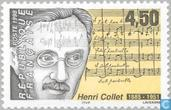 Postage Stamps - France [FRA] - Collet, Henri