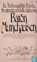 Boeken - Baron van Münchhausen - De merkwaardige reizen, avonturen en veldtochten van Baron Munchausen