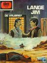 Comic Books - Lange Jim - De vrijbrief