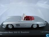 Voitures miniatures - Minichamps - Mercedes-Benz 300 SL Roadster